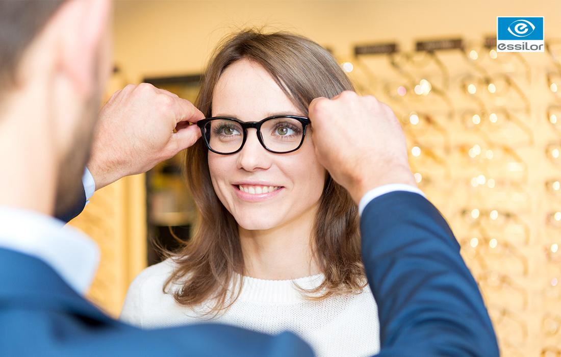 f2009fb22f9ca2 Inslijpen van Essilor brillenglazen voor uw nieuwe bril