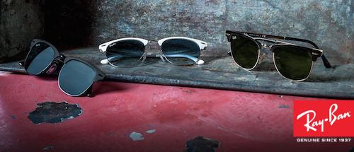 4cbfee13d9b Nieuwe klassieker: Ray-Ban Clubmaster Metal zonnebril